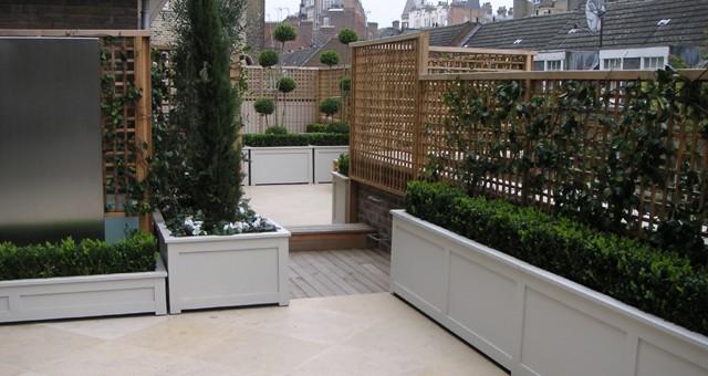 A Roof Garden