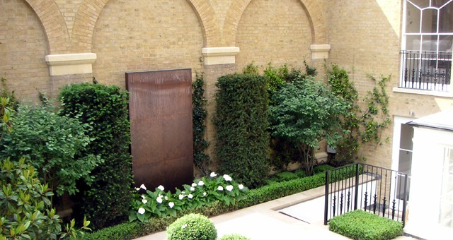 A Terrace Garden