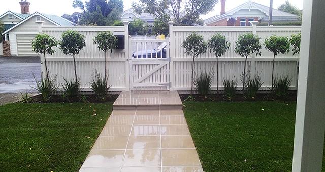 Villa Garden